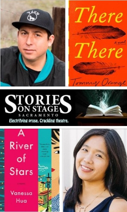 Tommy Orange Vanessa Hua plus books